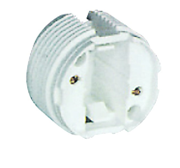 2 PIN OFF CENTRE LAMPHOLDER FOR PLC-13 LAMP