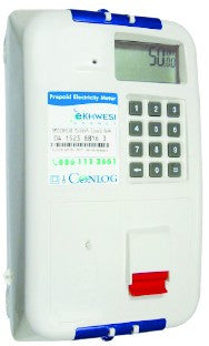 PREPAID METER 20A 230VAC 1PH WITH TAMPER DETECTION