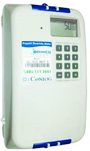 PREPAID METER 60-80A 230VAC 1PH WITH TAMPER DETECT