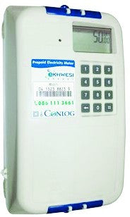 PREPAID METER 250A 380-420VAC 3PH WITH WIRED KEY PAD