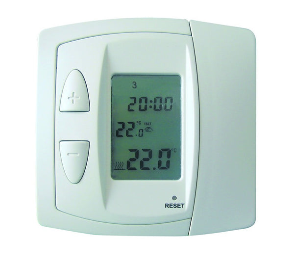 10-30DEG THERMOSTAT WITH ON/OFF SW  60X60MM