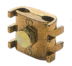 50-70MM BRASS BIFILAR CLAMPING LUGS/50