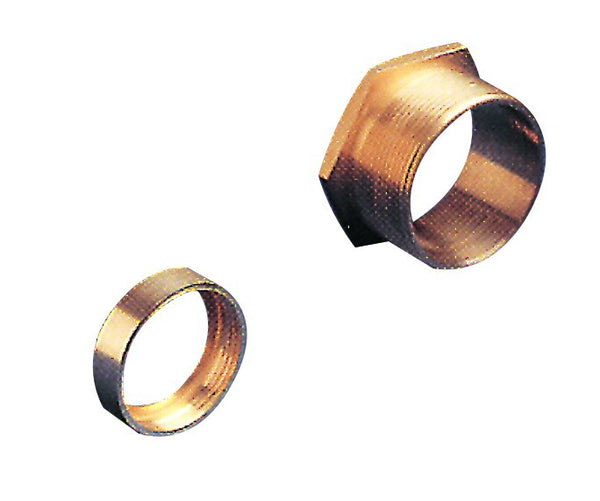32mm BRASS FEMALE BUSH /10