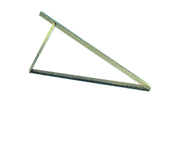 TRIANGLE BRACKET FOR SOLAR PANEL - PRE-ASSEMBLED
