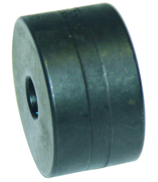 40mm DIAM ROUND PUNCH FOR 3mm M/STEEL