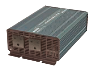 4000W PURE SINE WAVE INVERTER 12VDC:230VAC