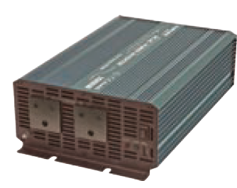 6000W PURE SINE WAVE INVERTER 24VDC:230VAC