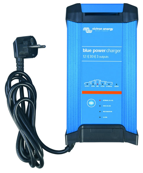 BLUE POWER IP22 BATTERY CHARGER 12VDC/20A 230VAC
