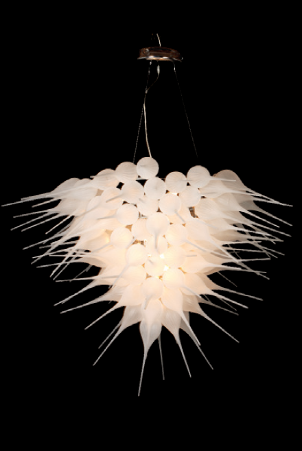230V 9X20W G9 FROSTED GLASS  PENDANT LIGHT