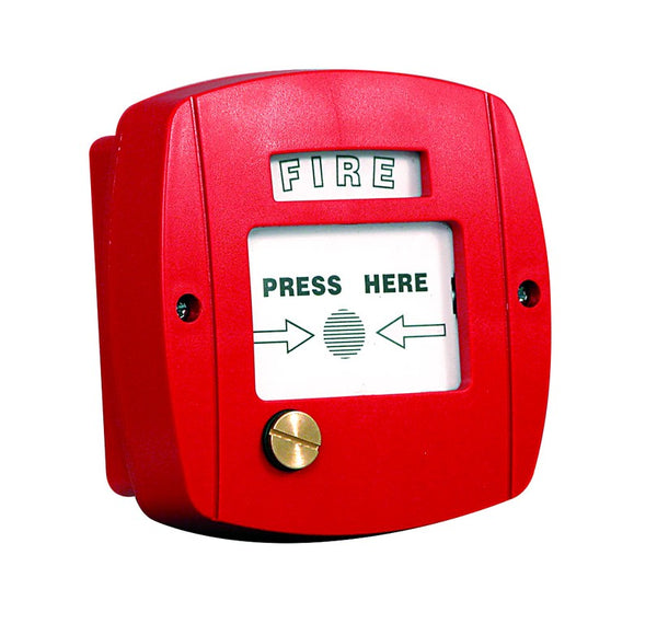 ADDRESSABLE FIRE DETECTION CALL POINT