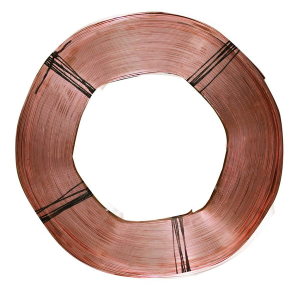 COPPER TAPE CONDUCTOR 40X3MM SOFT /M
