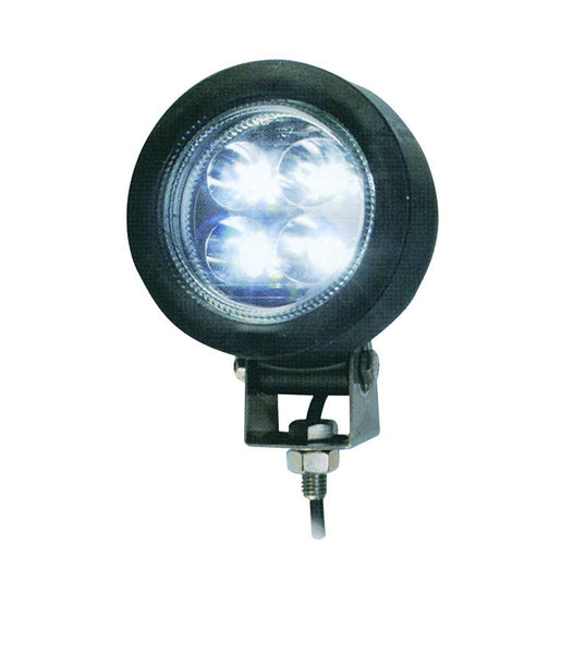 9-50VDC LED WORK LAMP 4 x 3W LEDS  IP65