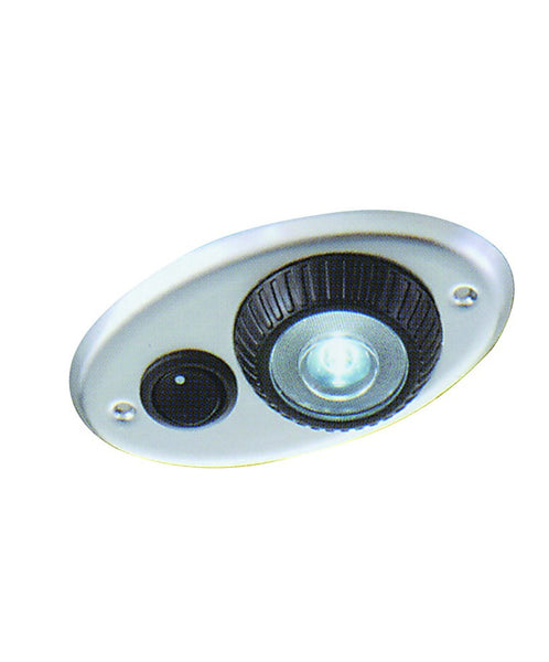 LED DC INT LIGHT 9-30VDC ,3W,C/W ON/OFF,115X67X48