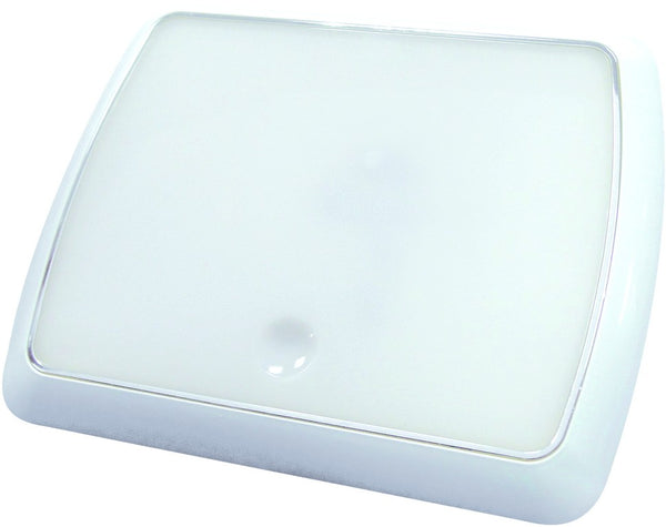 LED DC INT LIGHT 9-32VDC,4W,185X150X12 TOUCH CONT DIM