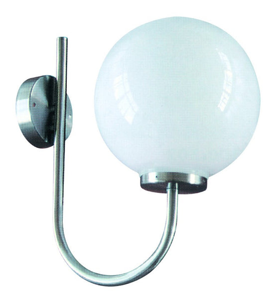 SS.E27, 100W/CFL LIGHT FITTING 1175x250MM DIA