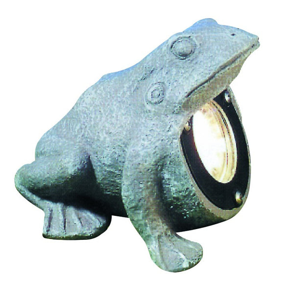 GARDEN LAMP KIT. FROG SET 1,3M CABLE & TRF