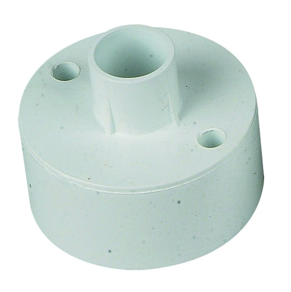 1-WAY BACK ENTRY PUSH-IN CONDUIT BOX 20mm /20