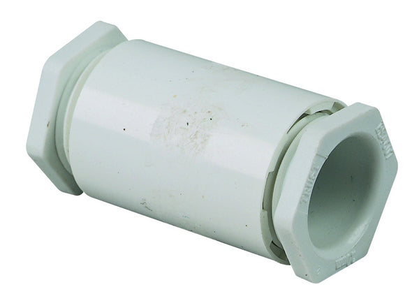 PVC FEMALE ADAPTOR DOUBLE BUSH 25mm /50