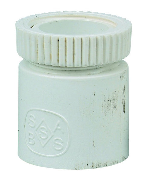 PVC LOCKING ADAPTOR 40mm /20