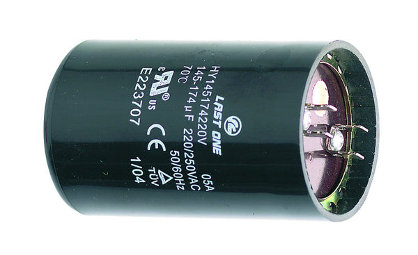 124-149MF MOTOR START CAPACITOR 280VAC