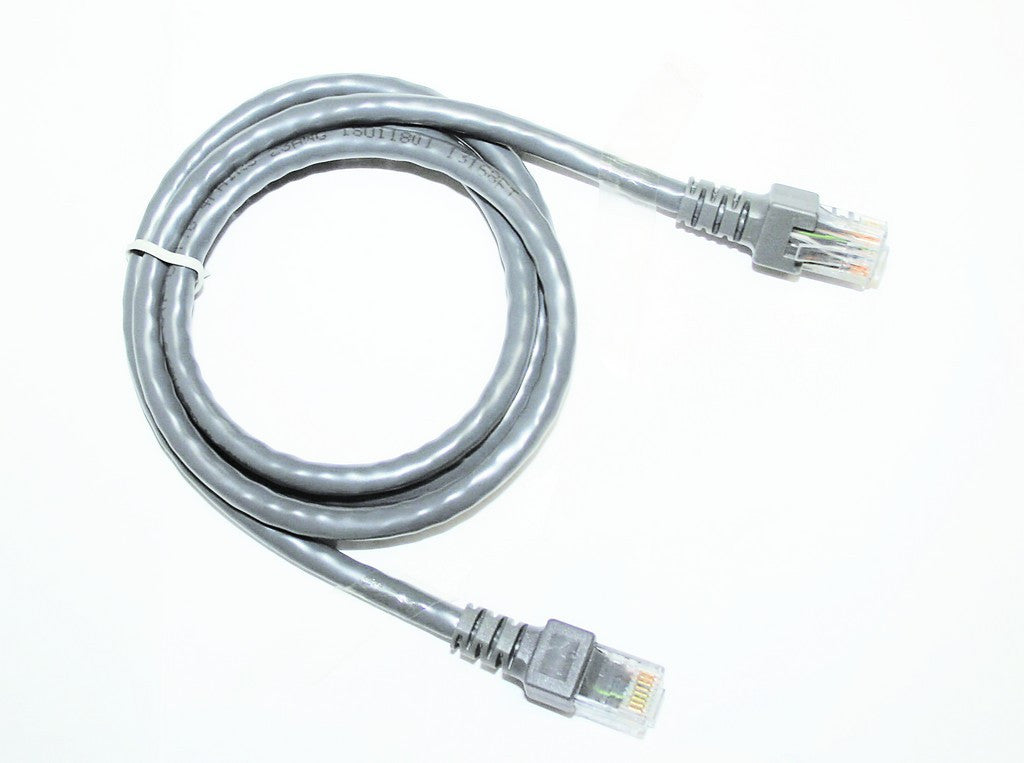 2 METRE YELLOW UTP CAT 6 PATCH CABLE