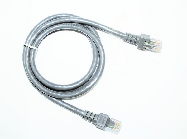 2 METRE BLUE UTP CAT 6 PATCH CABLE
