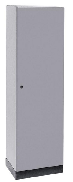 GREY IP54 ENCLOSURE 2100x800x600