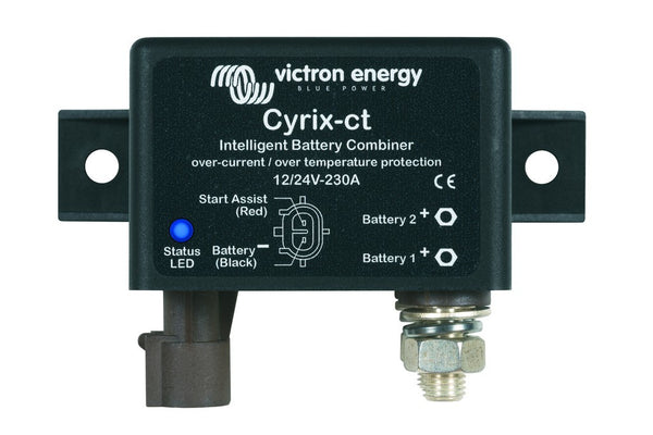 CYRIX-CT 12/24V 230A BATTERY COMBINER