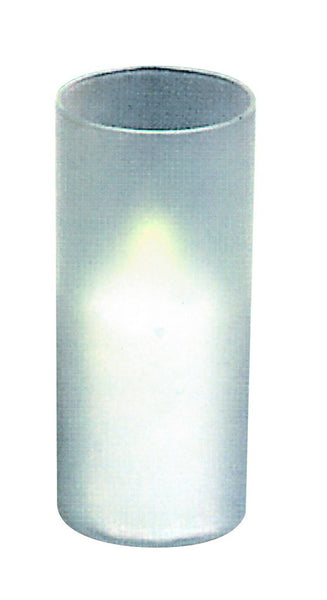 BLUE LED FLICKERING CANDLE LIGHT 3VDC (INDOOR USE)