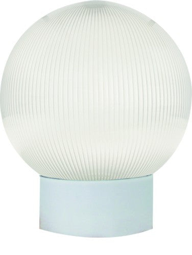 "6"" PMMA E27 CEILINGLIGHT FITTING (SMOKY)"