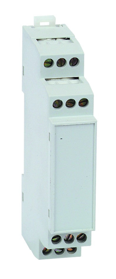 DIN MOUNT 12 TERMINAL ELECTRONIC ENCLOSURE