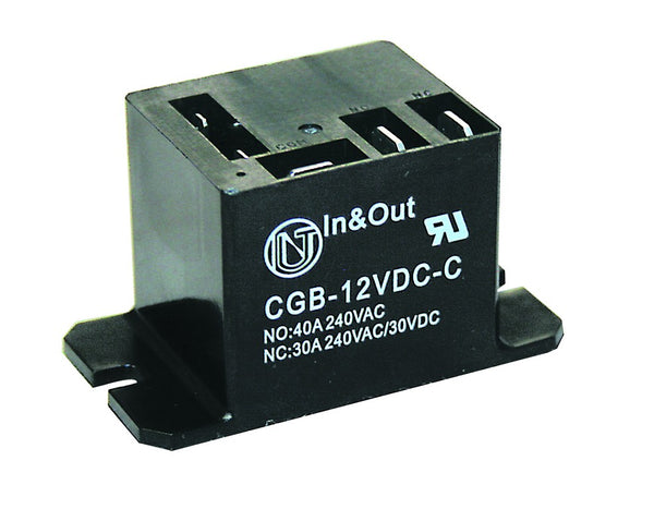 40A 1 C/O POWER RELAY
