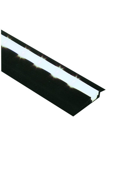 PVC CHANNEL FOR DURA FLEX MINI FLAT MLF 2MTS/PC