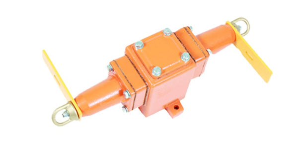 CONVEYOR PULL SWITCH DOUBLE END 10A IP66