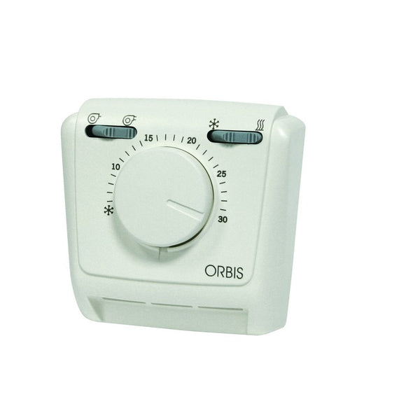 6-30DEG 10A THERMOSTAT HEAT-OFF-COOL-SPEED1/SPEED2