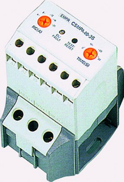 ELECTRONIC O/L PROTECTION RELAY 0.3-1.5A 110/260VAC