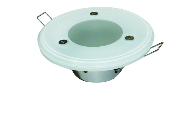 100-240VAC LED WARM WHITE DOWNLIGHT 1W C/W DRIVER IP54