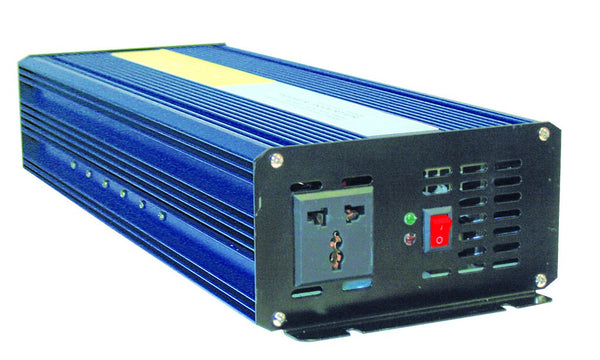 6000W PURE SINE WAVE INVERTER 48VDC:230VAC C/W CHARGER