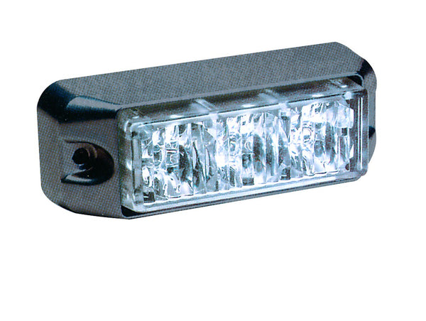 12/24VDC CLEAR SIGNAL LED LAMP SURFACE MOUNT IP67