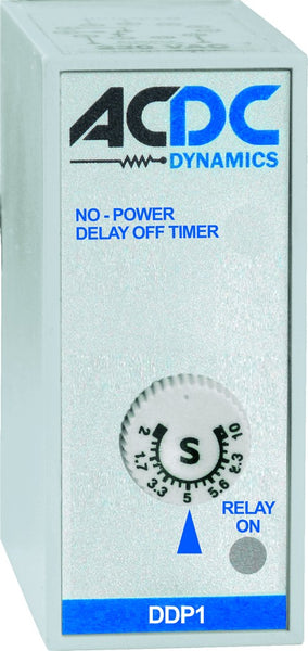 DELAY OFF TIMER 1C/O + 1C/O INST