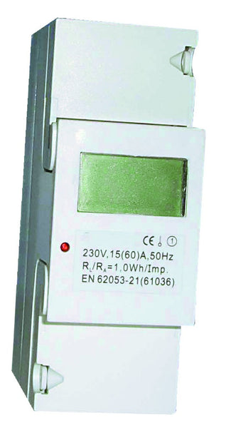 5(60)A DIGITAL 230VAC 50HZ SINGLE PHASE kWH METER