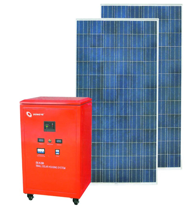 3000W SOLAR SYSTEM OFF-GRID KIT