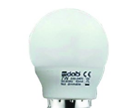 11W WARM WHITE DIMMABLE ESL B22