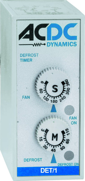 DEFROST TIMER WITH FAN DELAY 2 C/O