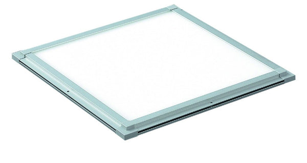 230VAC 72W PURE WHITE DIMMABLE LED LIGHT PANEL 595x595x12