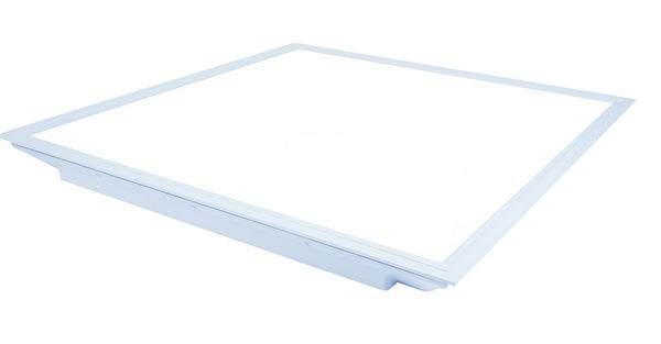 230VAC 46W PURE WHITE, DIMMABLE LED LIGHT PANEL 595x595x12