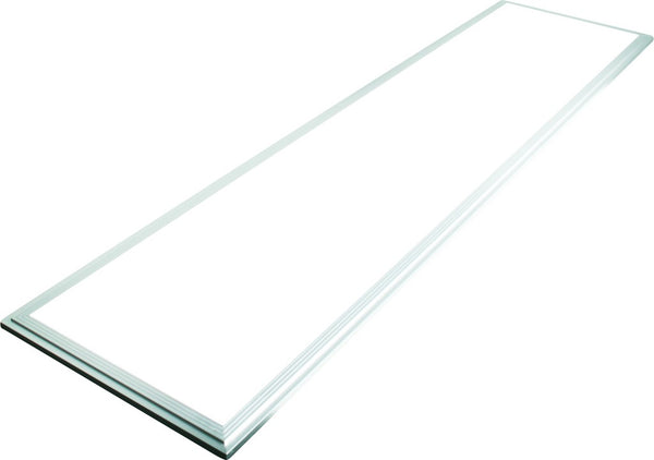 230VAC 52W COOL WHITE, DIMMABLE LED LIGHT PANEL 1195x295x12