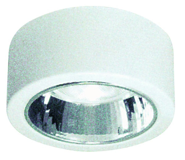 SURFACE DOWNLIGHT SILVER 138X60MM GX53