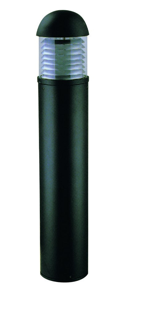 ALUMINIUM GARDEN LIGHT POST E27 IP44 140dia x600mm(H)