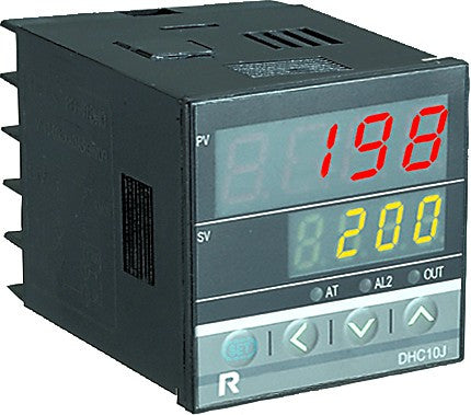 DIGITAL COUNTER & TIMER 2 LINE 4 DIGIT LED 30/500CPS